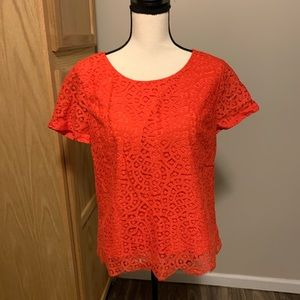 J Crew women's blouse size 8